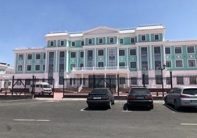 Школа Газпрома Кыргызстана