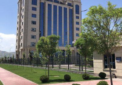 Офис Газпром в Кыргызстане